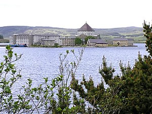 Lough Derg (Ulster) - Station Island