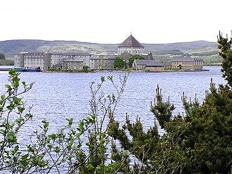 Lough Derg (Ulster) - Station Island