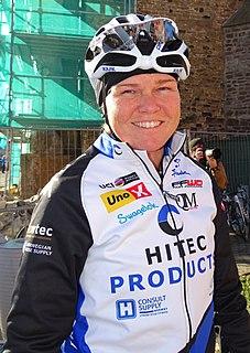 Tone Hatteland Lima Norwegian cyclist