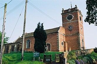Quatt - Image: Quatt St Andrew's Church geograph.org.uk 167647