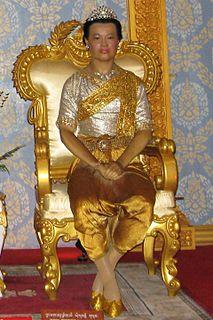 Queen of Cambodia