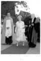 Queensland State Archives 7947 Her Majesty Queen Elizabeth The Queen Mother at St Johns Cathedral Brisbane February 1958.png