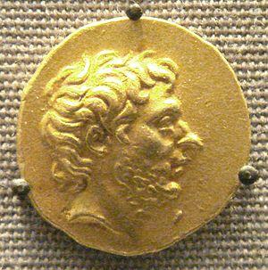 Titus Quinctius Flamininus - Image: Quinctius Flamininus