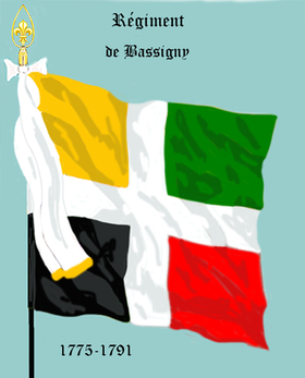Image illustrative de l'article Régiment de Bassigny