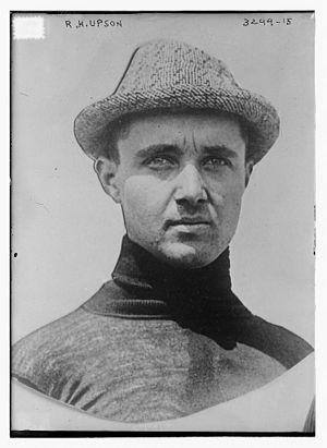 Ralph Hazlett Upson - Image: R.H. Upson