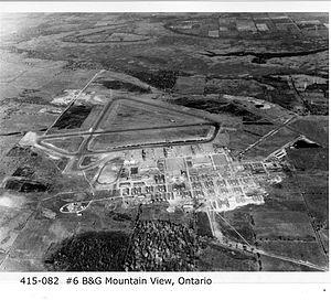 CFD Mountain View - RCAF Station Mountain View, circa 1940s