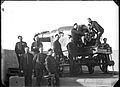 RML 9 inch gun and crew at Fort Scratchley-4 Flickr 4811498978.jpg