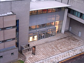 Royal Northern College of Music music school in Manchester