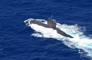 Chang Bogo-class submarine - Image: ROKS Nadaeyong SS 069