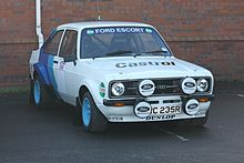 1979 swedish rally escort