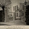 Radcliffe Infirmary, Oxford; the gates of the maternity home Wellcome V0014893.jpg