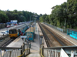 Radyr railway station, August 2015.JPG