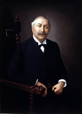 Colombian Constitution of 1886 - Rafael Reyes in a 1904 portrait