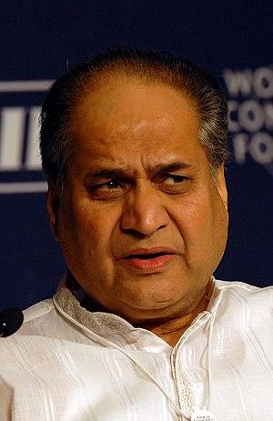 Rahul Bajaj, Chairman, Bajaj Auto and Member o...
