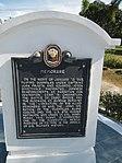 Raid at Cabanatuan Memorare English historical marker.jpg