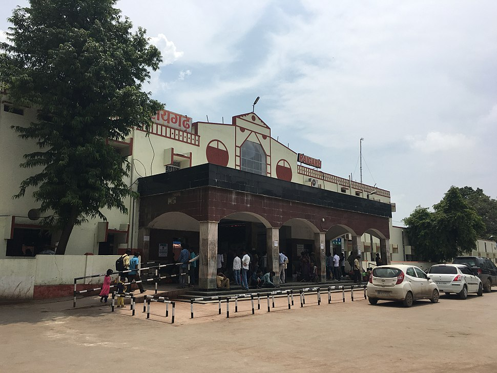 Raigarh Railway Station