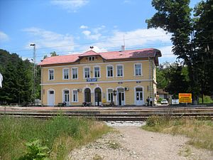 Rail Station,Veliko Tarnovo