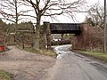 Railway bridge near Felsted - geograph.org.uk - 310032.jpg
