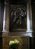 Raimondi Chapel in San Pietro in Montorio by Bernini.jpg