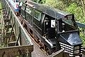Rain Forest Express bush tram stop on Quinns Viaduct.jpg