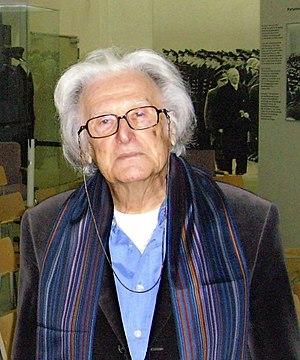 Deutsch: Ralph Giordano im Militärhistorischen...
