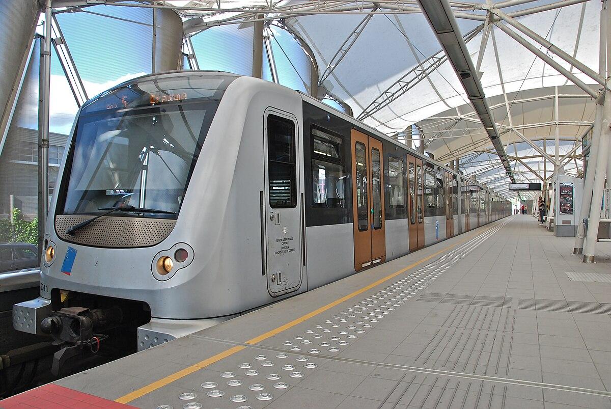 Brussels metro wikipedia for Le comptoir du meuble bruxelles