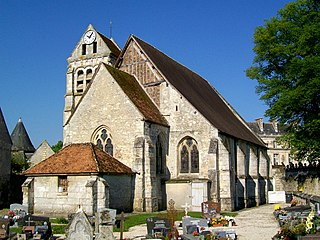 Raray Commune in Hauts-de-France, France