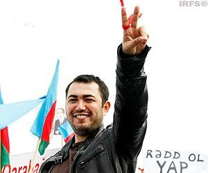 Rashadat Akhundov - Image: Rashadat Akhundov