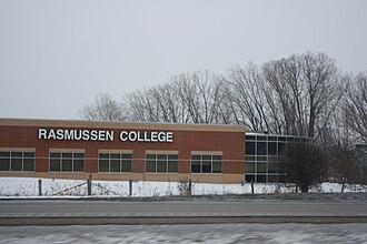 Rasmussen College - Green Bay, Wisconsin campus