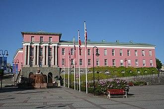 Gudolf Blakstad - Haugesund City Hall
