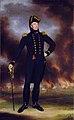 Rear-Admiral George Cockburn (1772-1853), by John James Halls.jpg