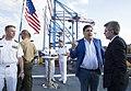Reception with Ambassador Pyatt Aboard USS ROSS, July 24, 2016 (27966463154).jpg