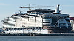 Record SNSM 2015 - Harmony of the Seas (cropped) (2).jpg