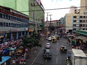 Recto Avenue - Image: Recto Avenue