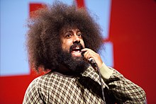 Description de l'image  Reggie_Watts_at_PopTech_2011_(a).jpg.