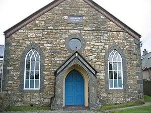 Llanbedrog - Rehoboth, one of Llanbedrog's several chapels
