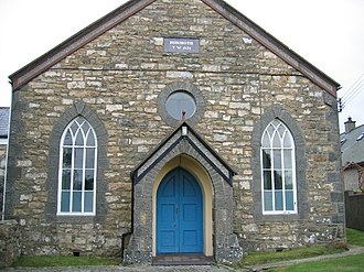 Llanbedrog - Rehoboth, one of Llanbedrog's several chapels