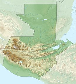 1976 Guatemala earthquake is located in Guatemala