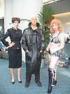 Cosplay of replicants