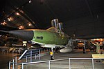 Republic F-105G Thunerchief, National Museum of the US Air Force, Dayton, Ohio, USA. (45663403984).jpg