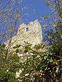 Resti del castello di Canossa, provincia di Reggio Emilia, Italia.JPG