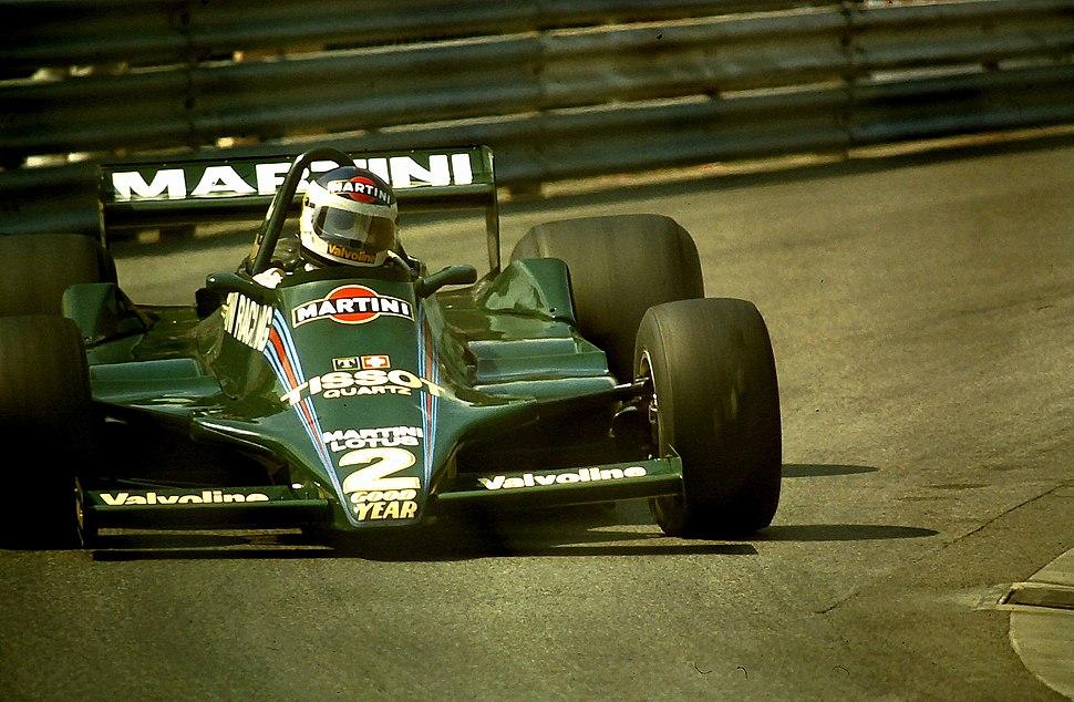 Reutemann Monaco 1979