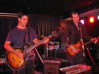 Rheostatics - Vesely and Tielli live in 2005