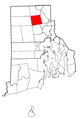Rhode Island Municipalities Smithfield Highlighted.png