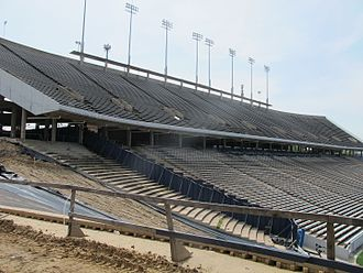 Rice Stadium (Rice University) - Rice Stadium 2016