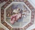 Ricetto, affreschi di Lorenzo Sabatini, 1565 , 06 giustizia.JPG