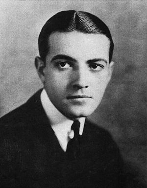 Richard Barthelmess - Barthelmess in Silverscreen magazine, 1922.