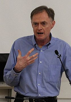 Heinberg discussing energy at University of Toronto, March 2013