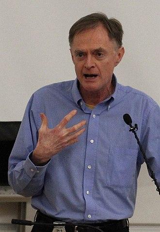 Richard Heinberg - Heinberg discussing energy at University of Toronto, March 2013