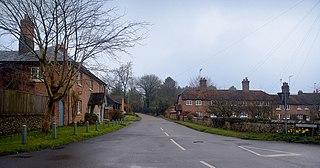 Ringshall, Berkhamsted Hamlet in England